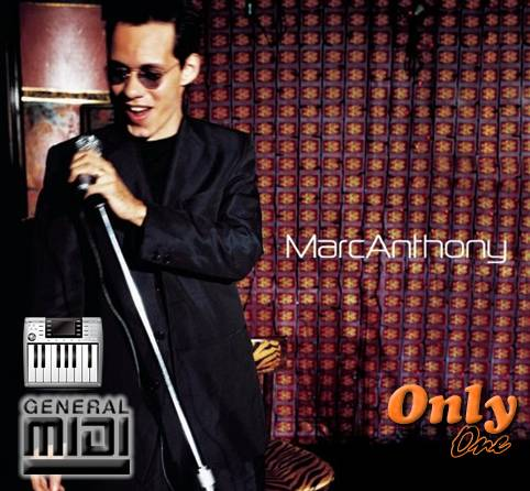 Quiero Vivir La Vida Amandote Marc Anthony Ft Ana Gabriel Midi File Onlyone